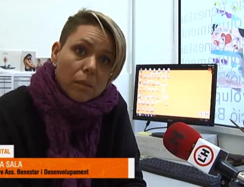La Televisió de l'Hospitalet del Llobregat entrevista a Comunitat Activa sobre la subida del precio del alquiler y el derecho a vivienda